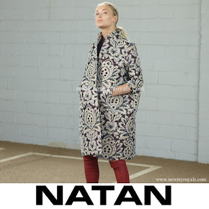 Queen Mathilde Style NATAN Collection Automne Hiver 2015