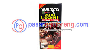 Jual Waxco Auto Cockpit Interior Cleaner