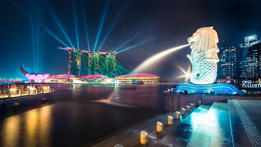 Tips Travel to Singapore - Lion Island