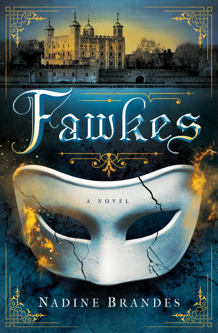 Fawkes by Nadine Brandes [Cover Image]