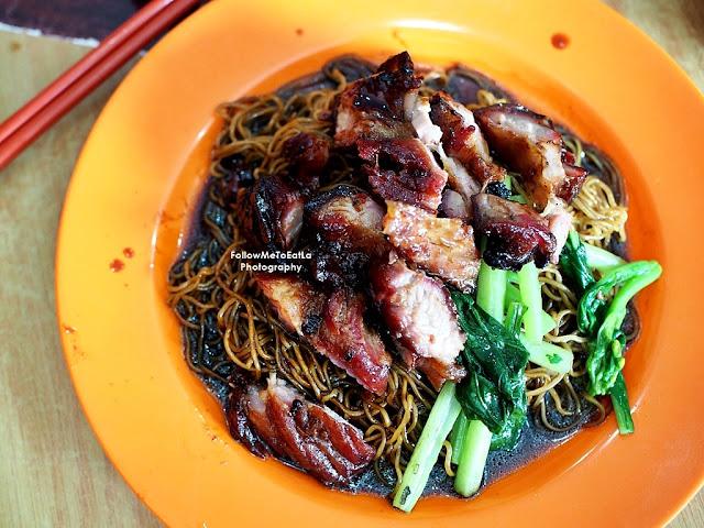 YULEK Wan Tan Mee 友力云吞面 Cheras Kuala Lumpur