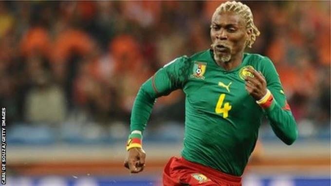 Cameroon legend Rigobert Song in hospital after 'cerebral attack'