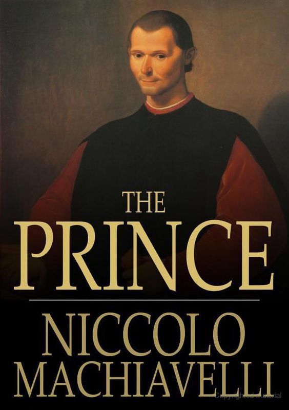 essays on niccolo machiavellis the prince Niccolo machiavelli research papers niccolo machiavelli research papers cover his political and philosophical ideas in the the prince research papers on philosophy and great philosophers are difficult due to the cerebral nature of the subject.