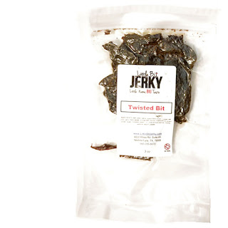 little bit jerky
