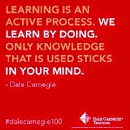 Active Learning, Dale Carnegie