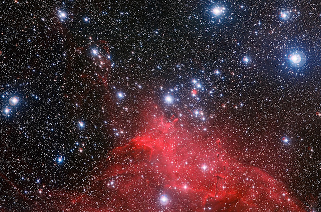 Open Star Cluster NGC 3572