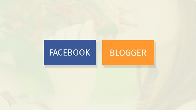 Memasang Komentar Facebook dan Blogger Responsive Berdampingan