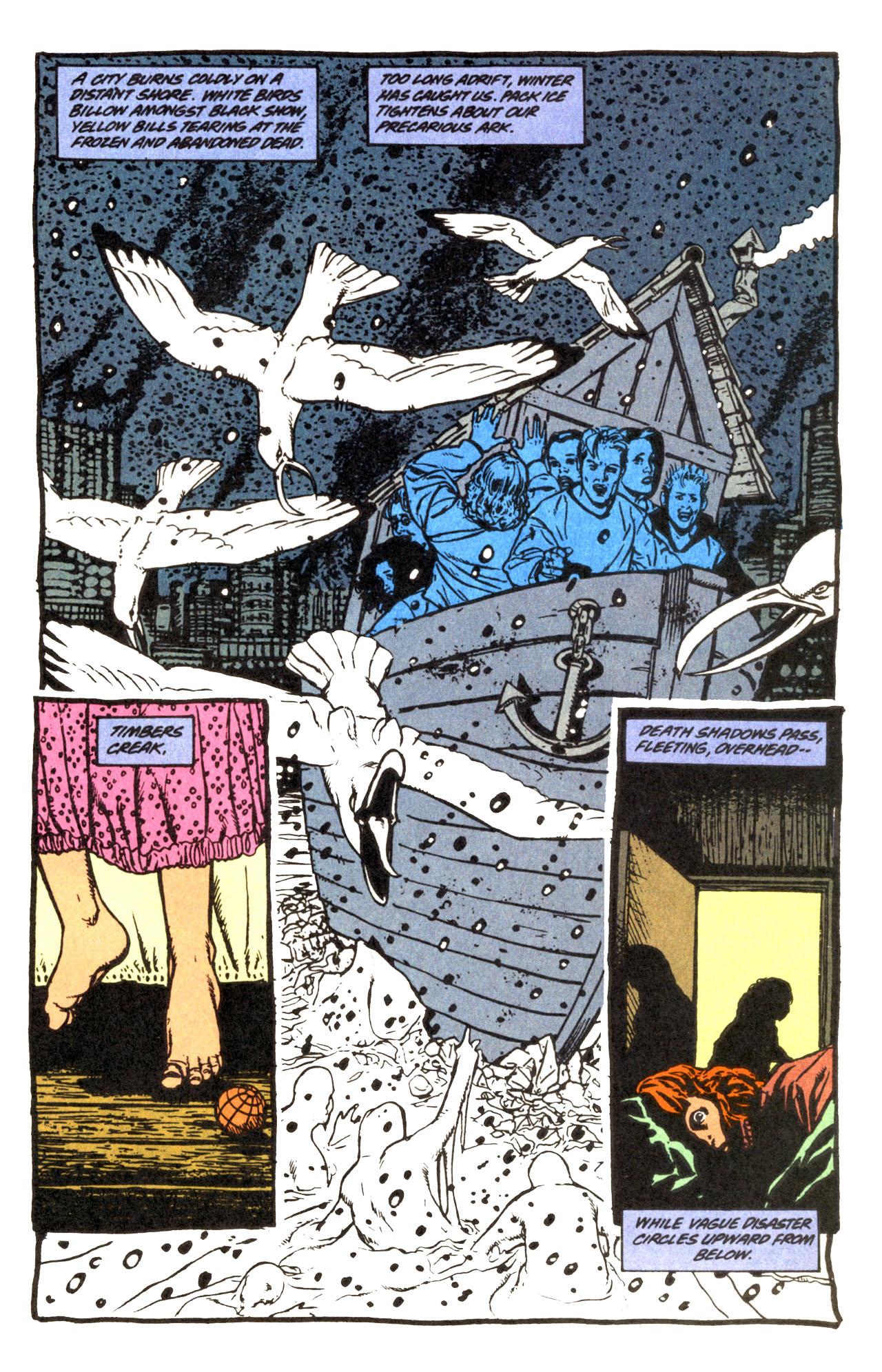 Read online Animal Man (1988) comic -  Issue #69 - 2