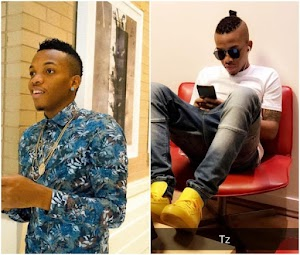 Tekno donates 5M to the needy (Photos)