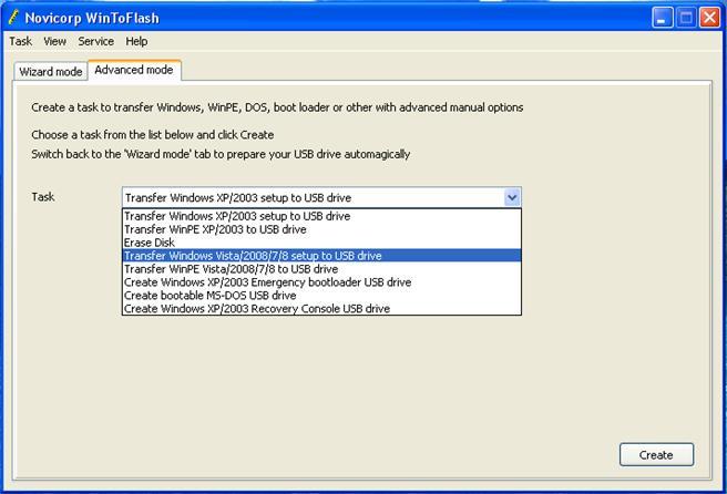 cara instalasi windows 7 pake flashdisk