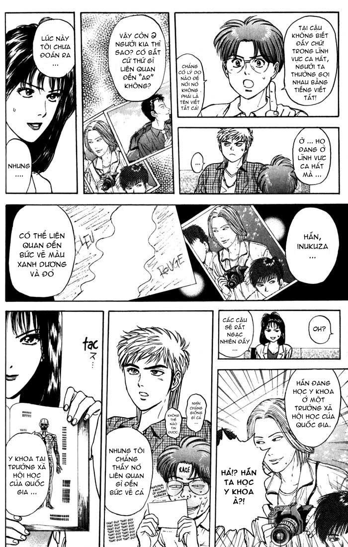 Psychometrer Eiji chapter 31 trang 12
