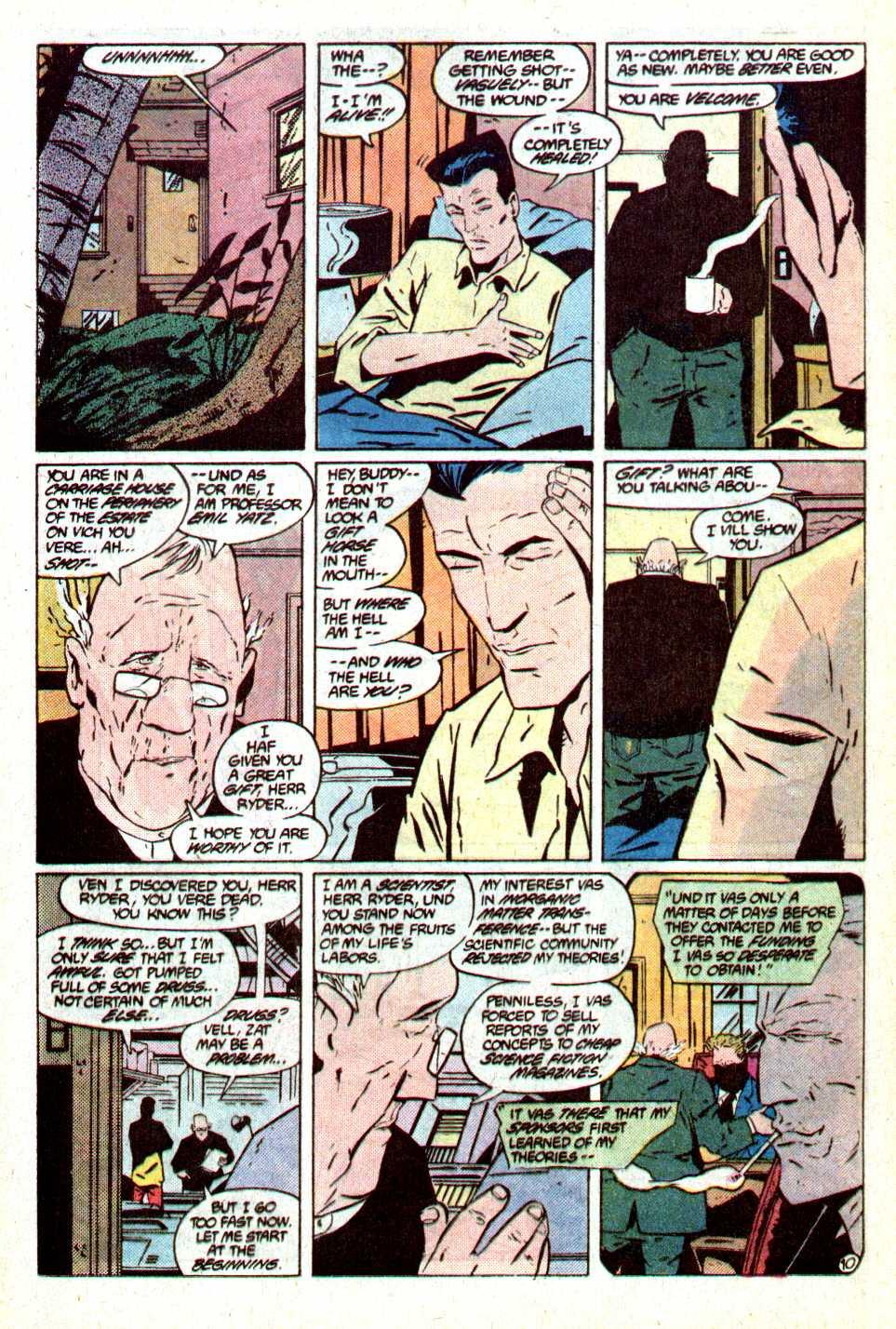 Read online Secret Origins (1986) comic -  Issue #18 - 11