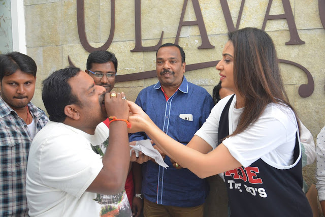 Rakul Preet Singh Birthday Celebrations HD pics