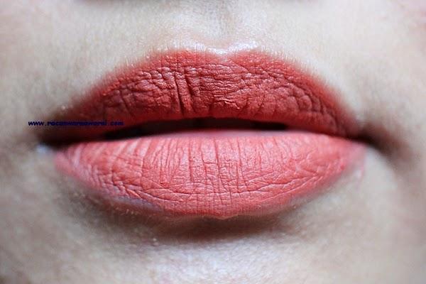 Hasil Pemakaian Di Bibir