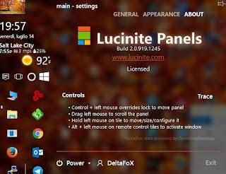Lucinite Panels 2.0.1241.1315 Full Version