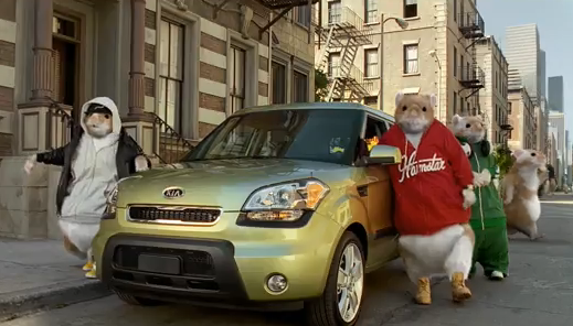 "KIA Soul - ""The Choice Is Yours"" by Black Sheep"