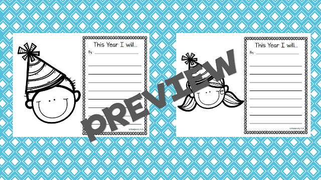 https://www.teacherspayteachers.com/Product/New-Years-Resolution-writing-paper-1640620