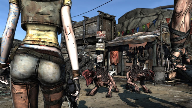 Borderlands Game of The Year Edition Download Photo
