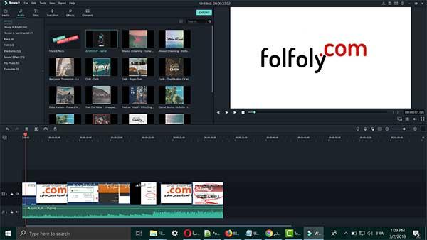 تحميل وتنزيل برنامج تصميم الفيديو فيلمورا من الموقع الرسمي
