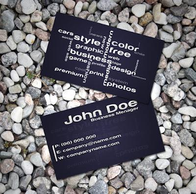 increibles plantillas de tarjetas de presentacion
