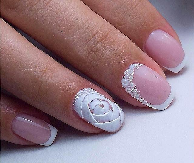 New trend nail arts