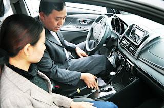 hướng dẫn học lái xe ô tô