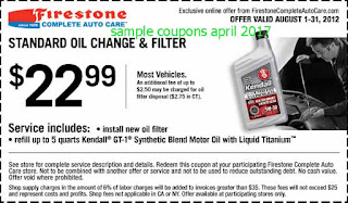 Firestone coupons for april 2017