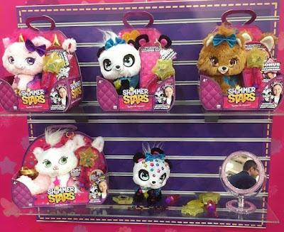 Мягкие игрушки Shimmer Stars pets