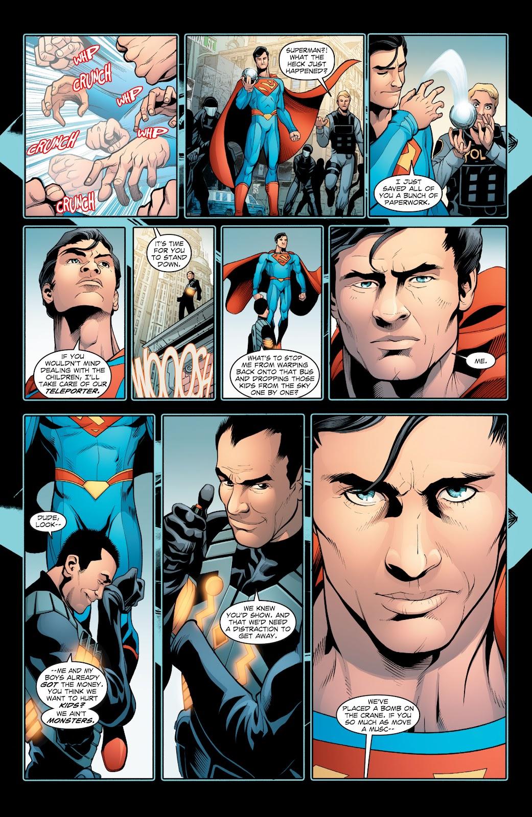 Read online Smallville Season 11 [II] comic -  Issue # TPB 2 - 25