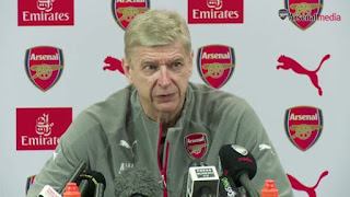 JUST IN: Arsene Wenger Dodges Questions About Mourinho At Press Conference