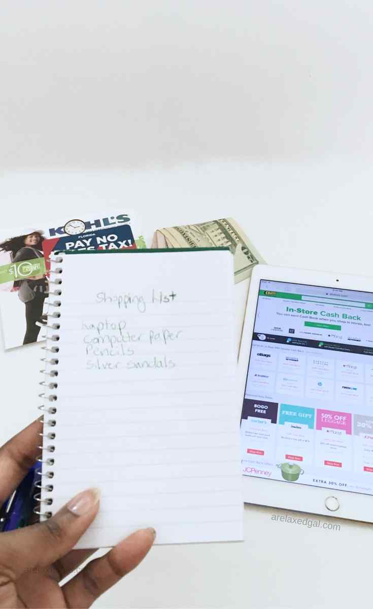 How You Can Save During Your State's Sales Tax Holiday | A Relaxed Gal: Hair + Beauty + Blogging + Finance