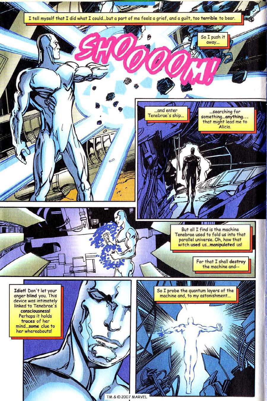 Read online Silver Surfer (1987) comic -  Issue #143 - 8