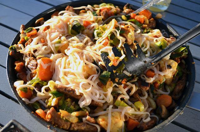 hvordan woke grønnsaker