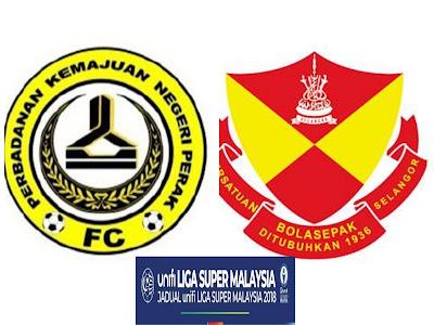 Live Streaming PKNP FC vs Selangor Liga Super 23 Mei 2018