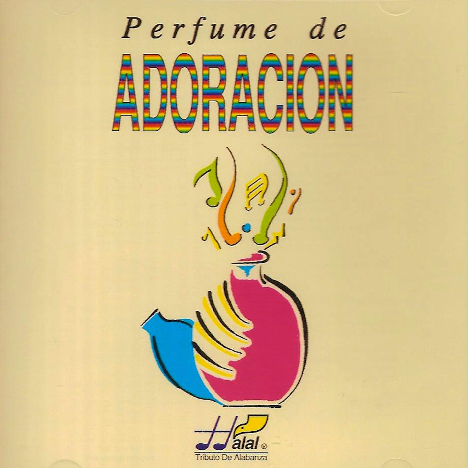 Ministerios Elim Los Angeles-Perfume De Adoración-