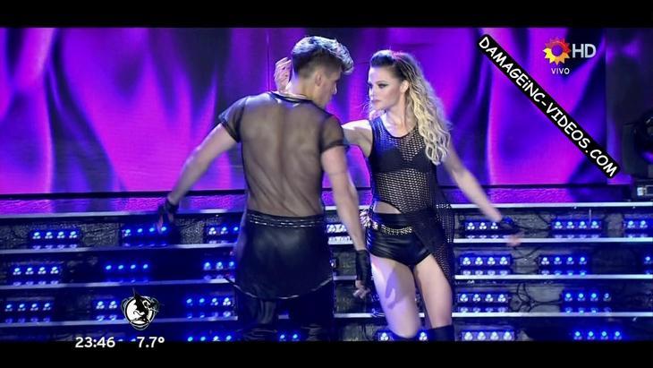 Estefania Pais sexy reggaeton damageinc videos HD