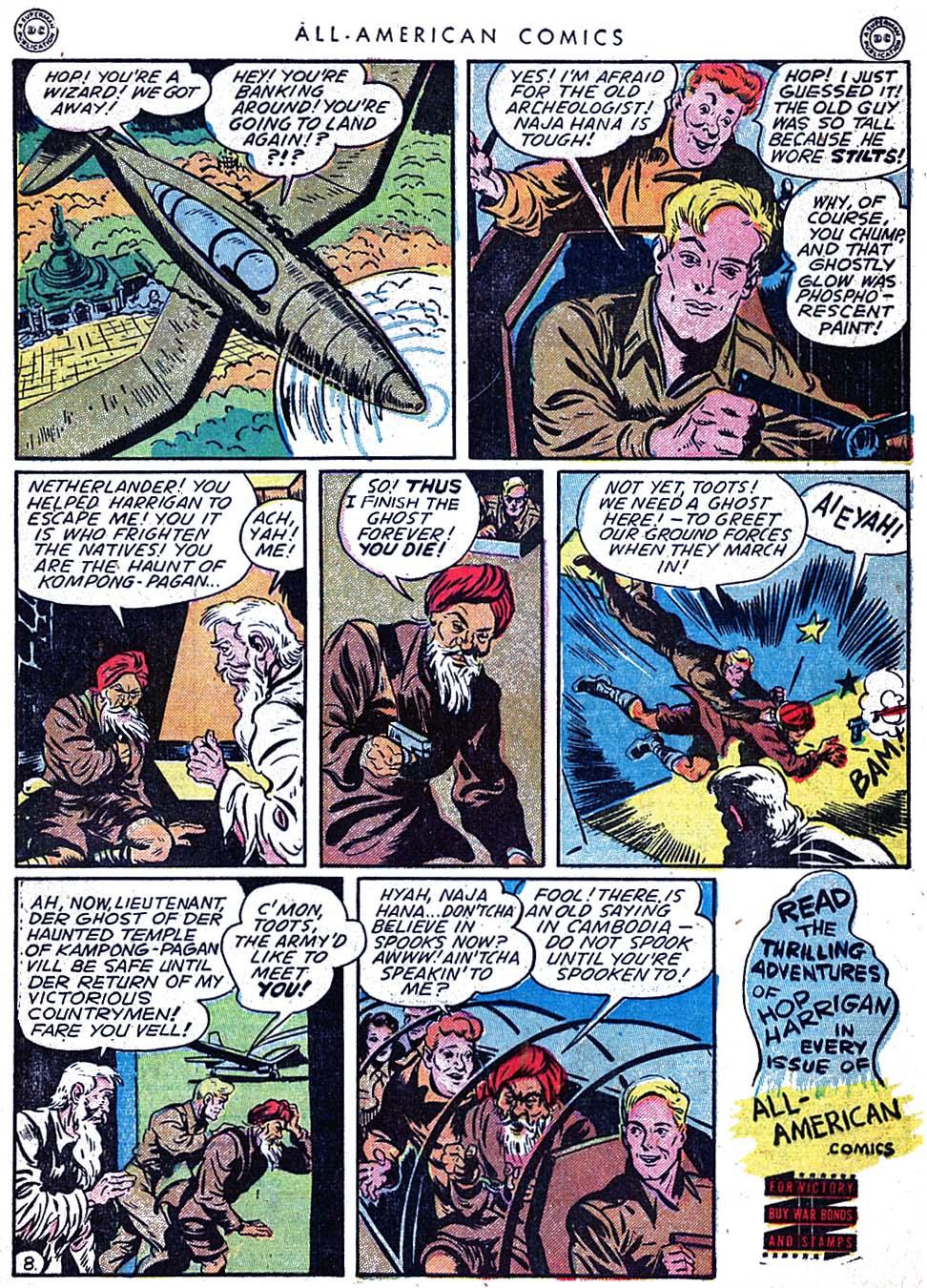 Read online All-American Comics (1939) comic -  Issue #62 - 49