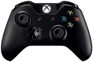 Microsoft Xbox One game Controller - features