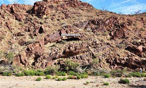 Έψαχνε τουαλέτα, βρήκε τον αρχαιότερο οικισμό της κεντρικής Αυστραλίας