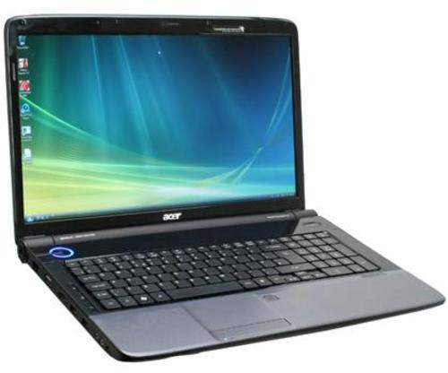 Acer Aspire 7540 Laptop Specifications  Acer Laptop Review