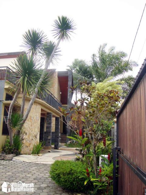 Villa di Batu Malang Fasilitas Kolam