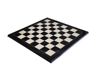 Large Italian Prestige Anegre Chess Board
