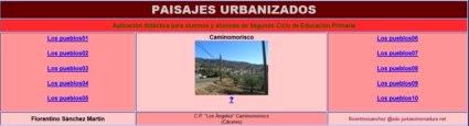 http://cplosangeles.juntaextremadura.net/web/cmedio3/paisajesurbanizados/indice.htm