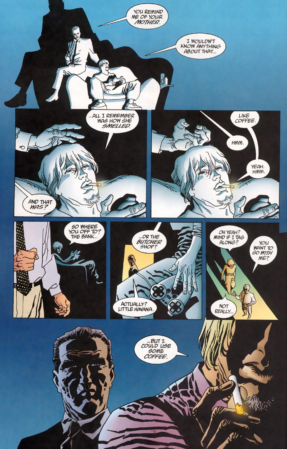 Read online 100 Bullets comic -  Issue #39 - 6