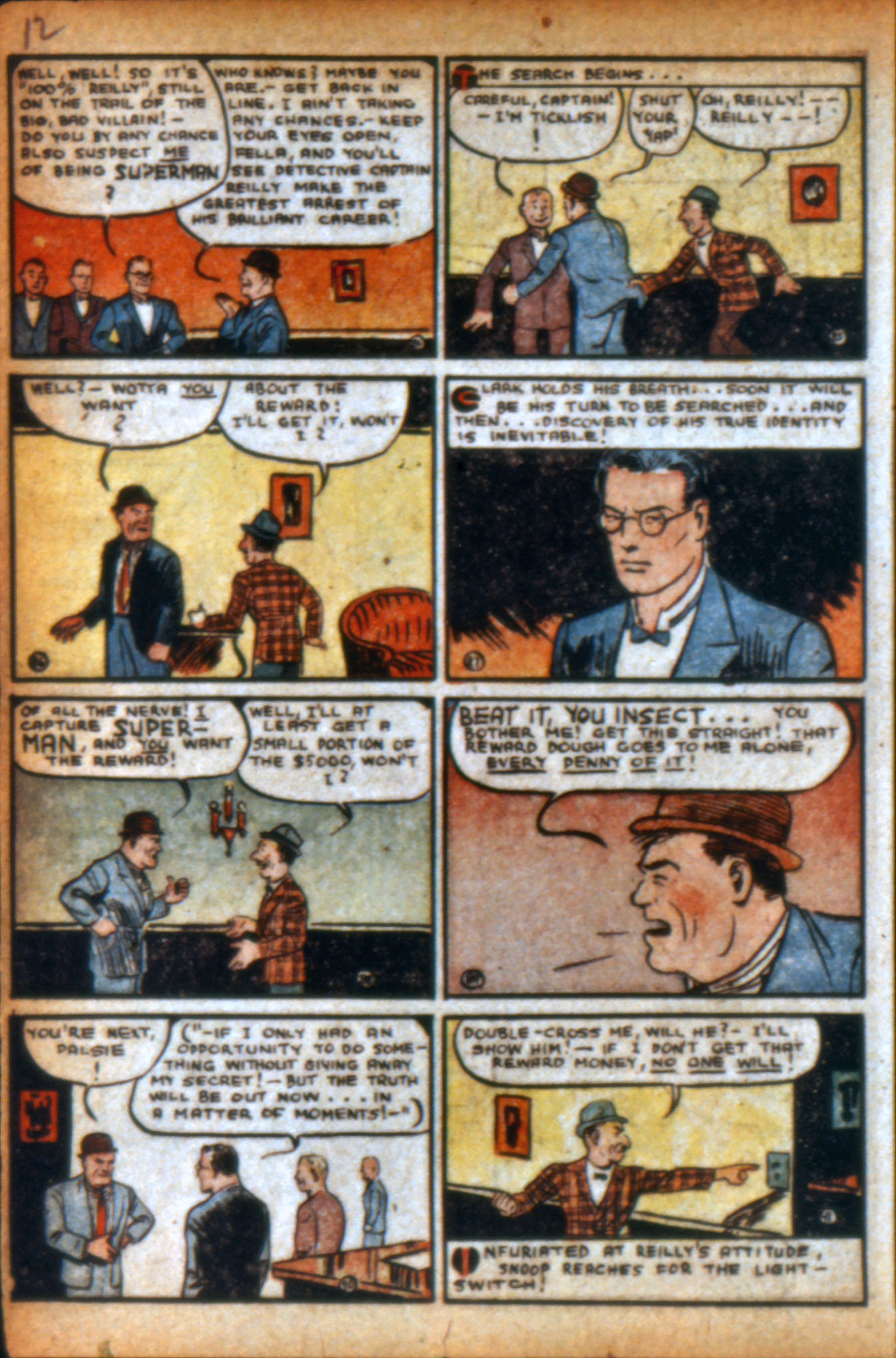 Read online Action Comics (1938) comic -  Issue #9 - 15