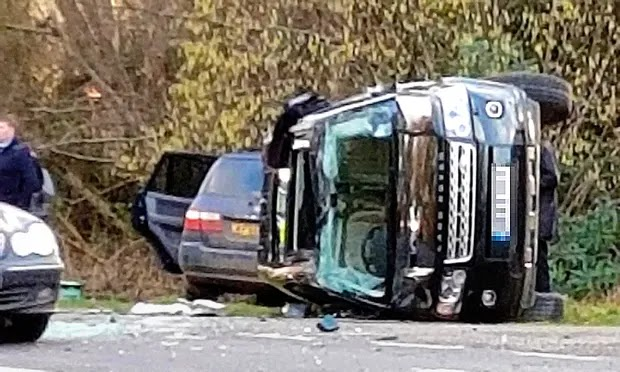 Law and Lawyers: No prosecutions for Road Traffic Accident
