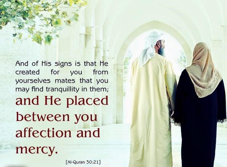 Islamic Marriage Quotes. QuotesGram