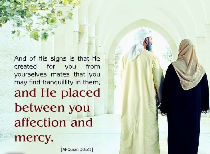 Islamic Quotes on Marriage - Articles about Islam