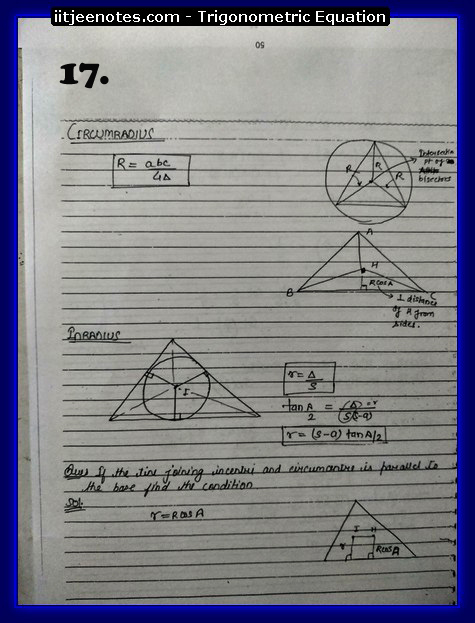 Trigonometric Equation images7