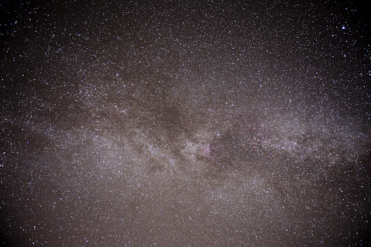 Jesse Beaman - Astrophotography with a Tracker